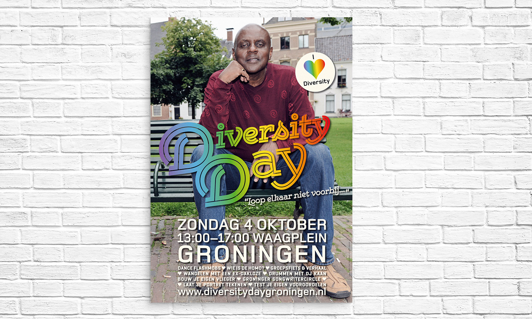Campagne Diversity Day 2015